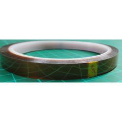 9mm Polymipe tape, 33m
