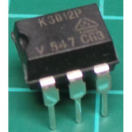 K3012P, Optocoupler with Phototriac Output