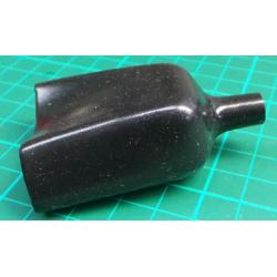 Rubber boot, For iec mains, connector, Approx 30x20