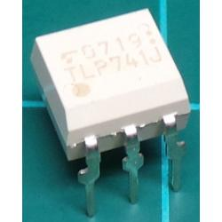 TLP741J, Optocoupler, GaAs IRed & Photo-Thyristor
