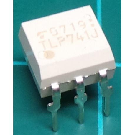 TLP741J, Optocoupler, GaAs IRed & Photo-Thyristor