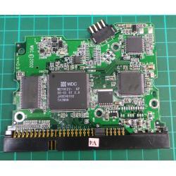 "PCB: 2060-001159-006, WD800, WD800BB-00FRA0, 80GB, 3.5"", IDE"
