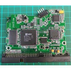 "PCB: 2060-001189-003 Rev A, WD800, WD800JB-00ETA0, 80GB, 3.5"", IDE"
