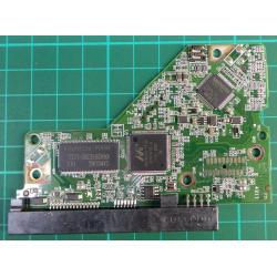 """PCB: 2060-771640-003 Rev A, WD5000AAKX-753CA1, 500GB, 3.5"""", SATA"""