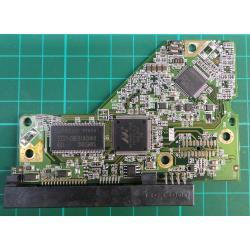 """PCB: 2060-771640-003 Rev A, WD5000AAKX-001CA0, 500GB, 3.5"""", SATA"""