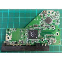 "PCB: 2060-701537-003 Rev A, WD1600AAJS-00B4A0, 160GB, 3.5"", SATA"