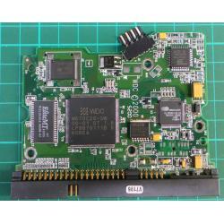 "PCB: 2060-001003-001 Rev A, WD Caviar, WD300BB-32AUA1, 30GB, 3.5"", IDE"