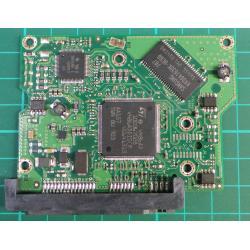 """PCB: 100428473 Rev B, Barracuda 7200.9, ST3160811AS, 160GB, 3.5"""", SATA"""