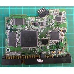 """PCB: 2060-001129-001, WD Caviar, WD400BB-00DEA0, 40GB, 3.5"""", IDE"""
