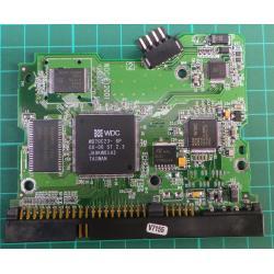 "PCB: 2060-001100-003 Rev A, WD Protégé , WD200EB-00CSF0, 20GB, 3.5"", IDE"
