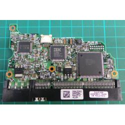 """CHIP: 66P5192-IBM 03BMPQ1G02T00NLQ, IC35L060AVV207-0, GB?, 3.5"""", IDE"""