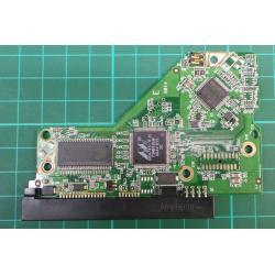 """PCB: 2060-701552-003 Rev A, WD1600AAJS-61WAA0, 160GB, 3.5"""", SATA"""