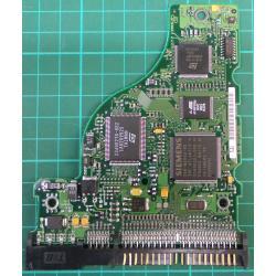 """PCB: SG22573-300 Rev B, Segate U4, ST34311A, 4.3GB, 3.5"""", IDE"""