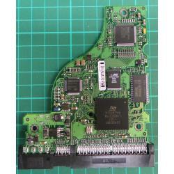 """PCB: 100139362 Rev A, Segate U6, ST340810A, 40GB, 3.5"""", IDE"""