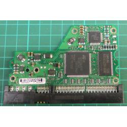 """PCB: 100370468 Rev A, Barracuda, ST3402111A, 40GB, 3.5"""", IDE"""