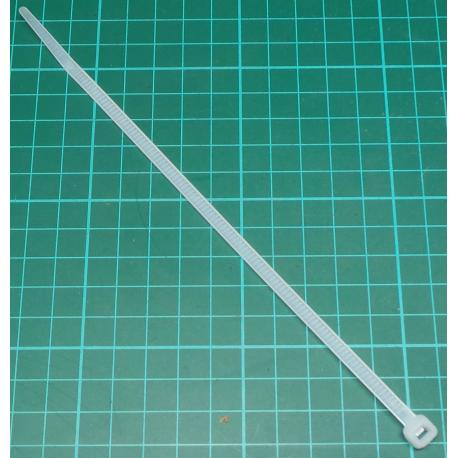 Cable Tie, 4.8x190mm, White
