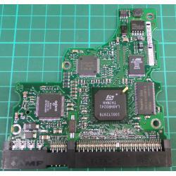 """PCB: 100151017 Rev A, Barracuda ATA, ST340016A, 40GB, 3.5"""", IDE"""