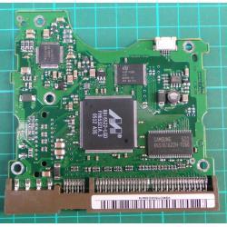 """PCB: BF41-00076A, Samsung, SP0401N, 40GB, 3.5"""", IDE"""