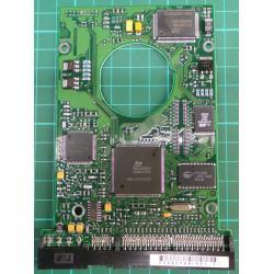 "PCB: 24001411-007 Rev P2, Medialist 4321, ST34321A, GB?, 3.5"", IDE"