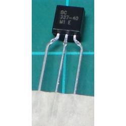 BC239, NPN Transistor, 30V, 0.1A, 0.3W