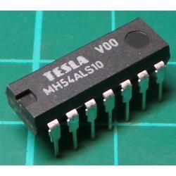 TTL, 54ALS10, Triple 3-Input NAND Gate