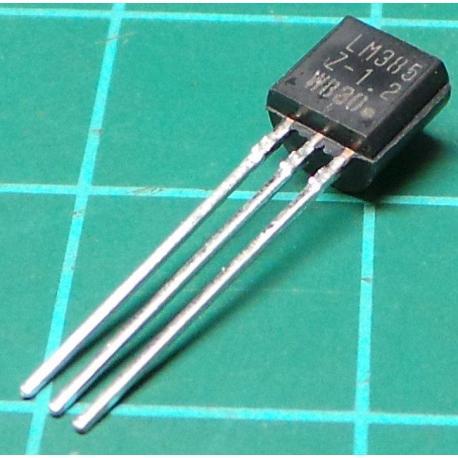 LM385Z, Adjustable Voltage Reference