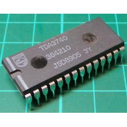 TDA3740, Video Processor and Freq Modulator IC