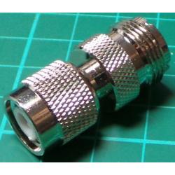 TNC Plug to UHF Socket, Adaptor
