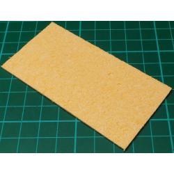 Soldering Iron sponge, 95x52mm