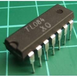 TL084, Quad JFET Op Amp