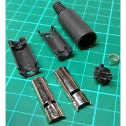 Mini Din Plug, 3 Pin