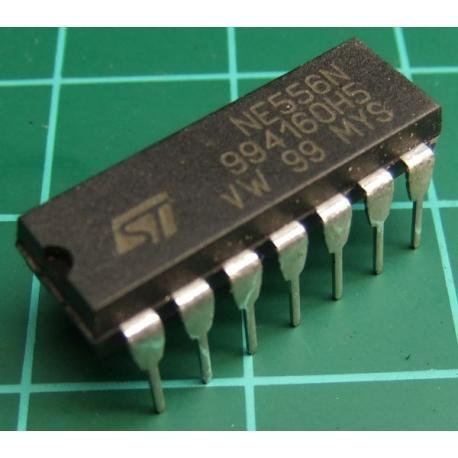 NE556N, Dual 555 Timer
