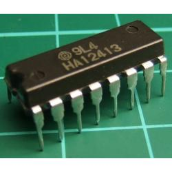 HA12413, AM/FM IF System Chip