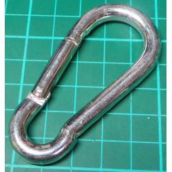 Carabina, Steel, 70mm x 7mm