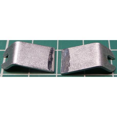10mm Bits (Pair) for Desoldering Tweezers (HTL036)