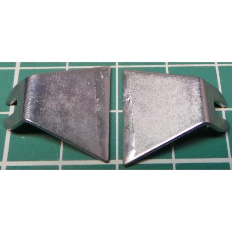 20mm Bits (Pair) for Desoldering Tweezers (HTL036)