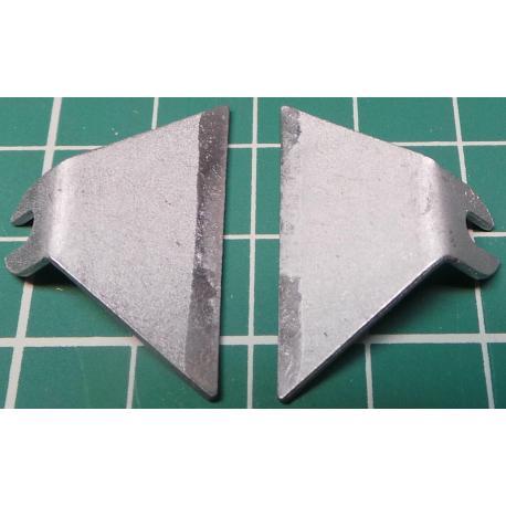 30mm Bits (Pair) for Desoldering Tweezers (HTL036)