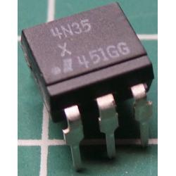 4N35, Transistor Optocoupler