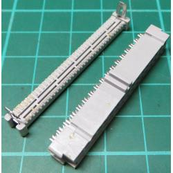 DIL IDC Female 34 Pin Connector, for Ribbon Cable, Old Stock