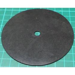 Toroidal Transformer Insulating pad, 90mm dia, 8mm hole