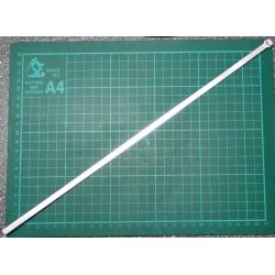 Cable Tie, 6x360mm, Stainless Steel