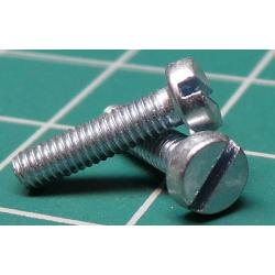 Screw, M2.5x10, Head