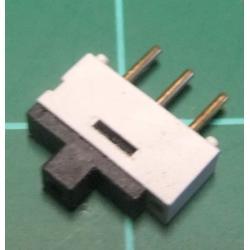 Miniature Slide Switch, SPDT