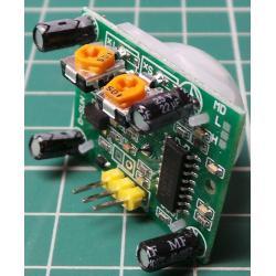 Infrared PIR Motion Sensor Module, HC-SR501