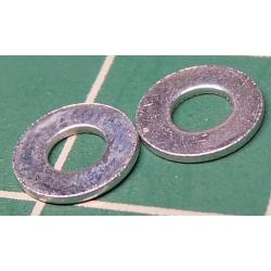 Washer, M2.5, 6mm diameter