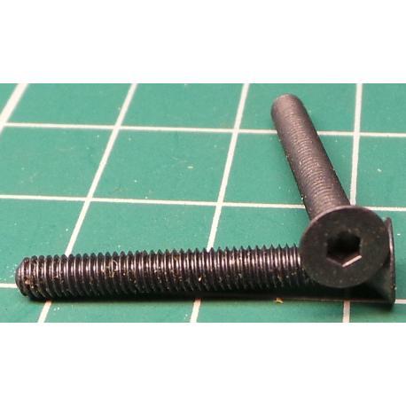 Screw M3x25 Countersunk Head