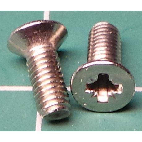 Screw M3x8 Countersunk Head