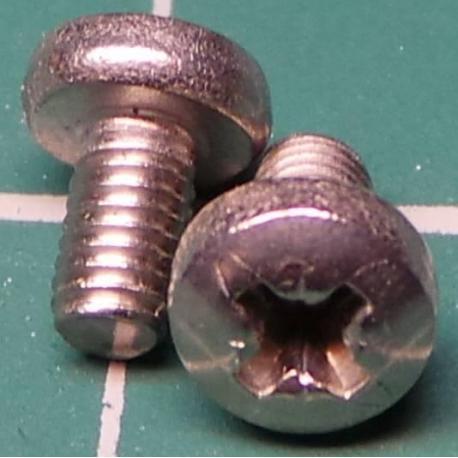 Screw M3x6 Head