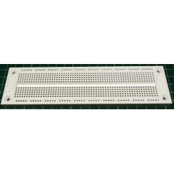 Breadboard, 175x46mm, 700 Hole, white