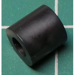 Plastic Standoff / Spacer, F-F, 3.6mm bore, 7mm board height